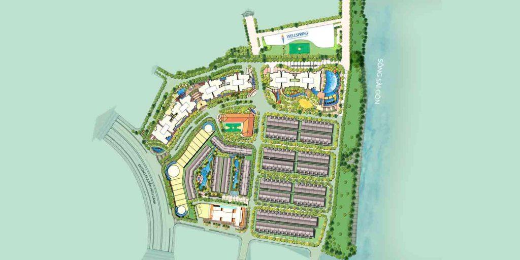 Plan Saigon Pearl 2019
