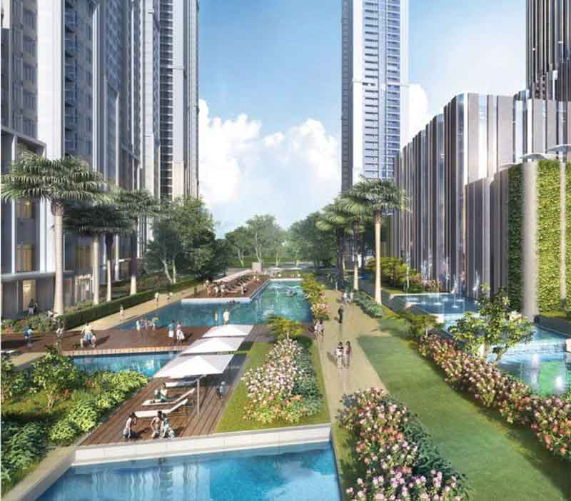 Feature of Vinhomes Central Park Project