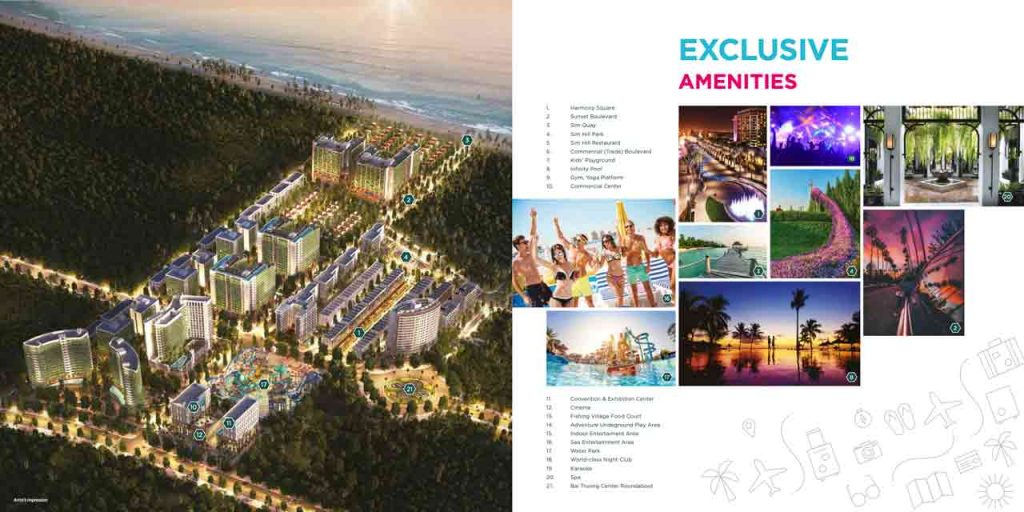 EXCLUSIVE AMENITIES