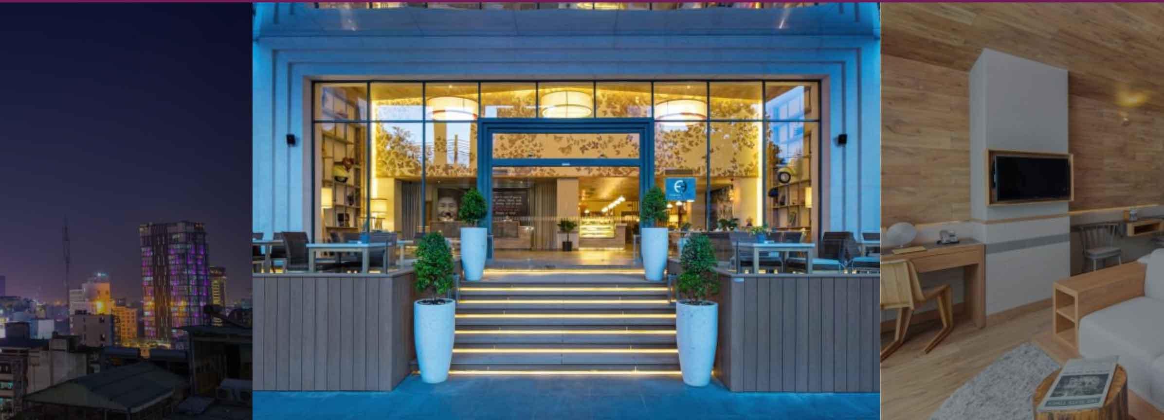 Fusion Suites Saigon Hotel