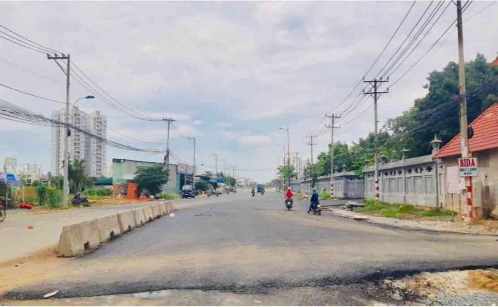 Luong Dinh Cua road expansion Project