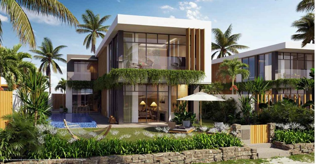 THE EXCLUSIVE VILLAS