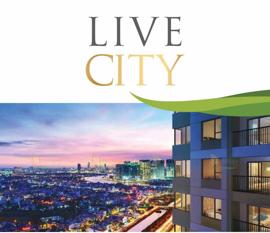 Live City in Masteri An Phu apartment