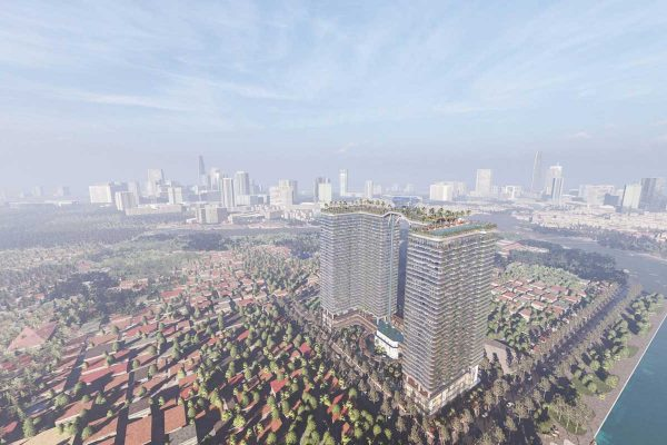 Sunshine Horizon project in district 4