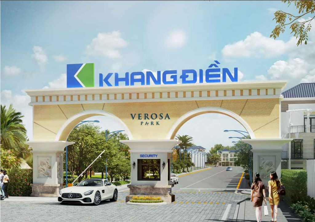 Verosa Park Khang Dien District 9