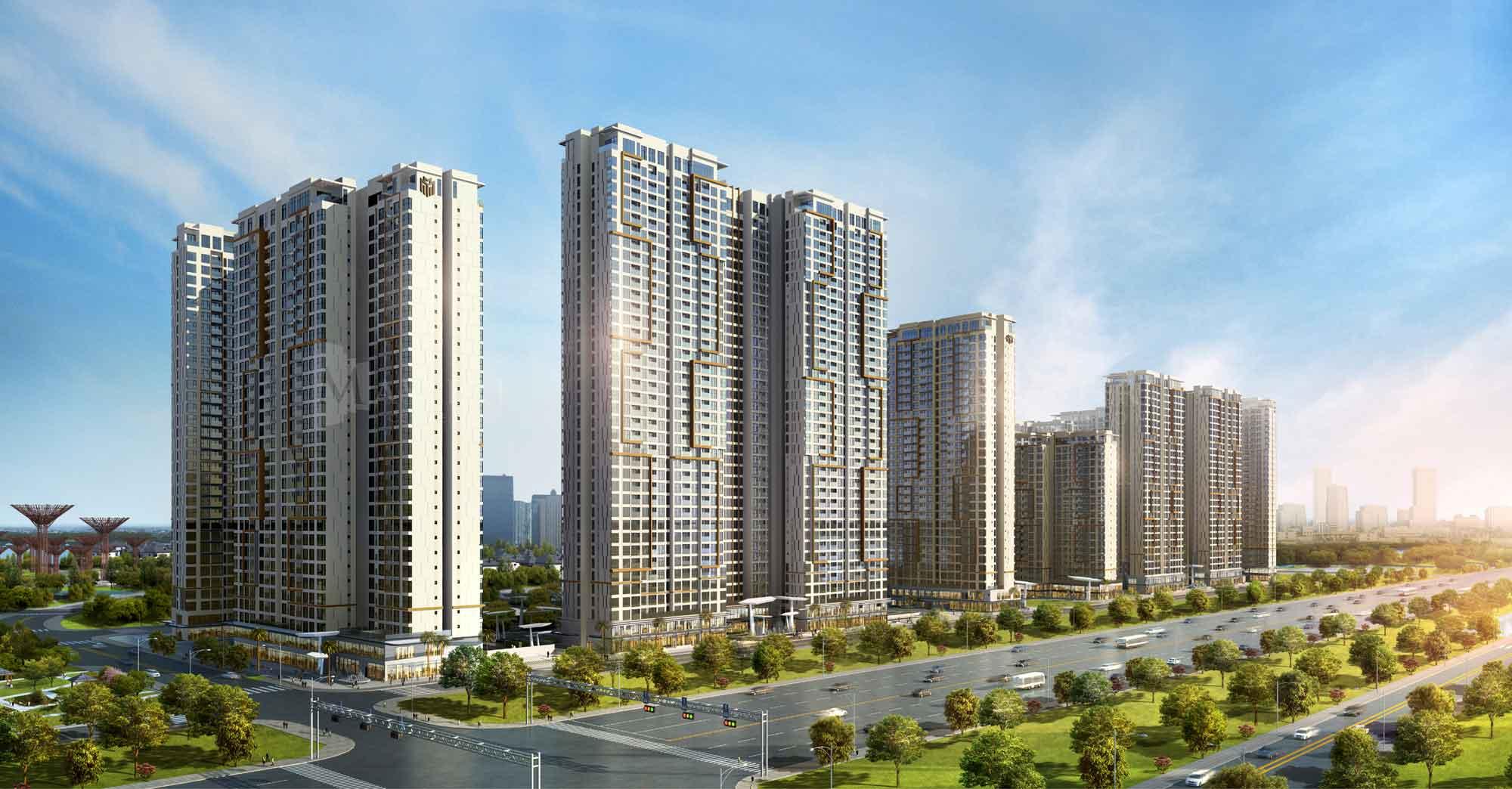 Masteri Centre Point apartment