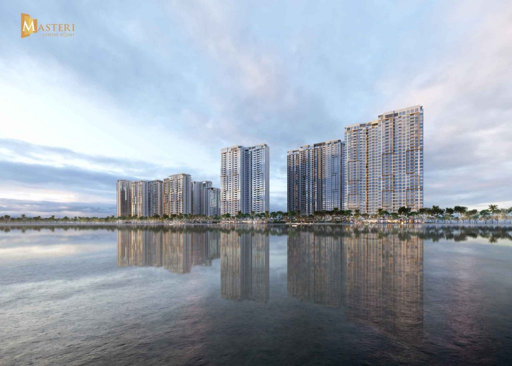 Masteri Centre Point is a product of Masterise Homes