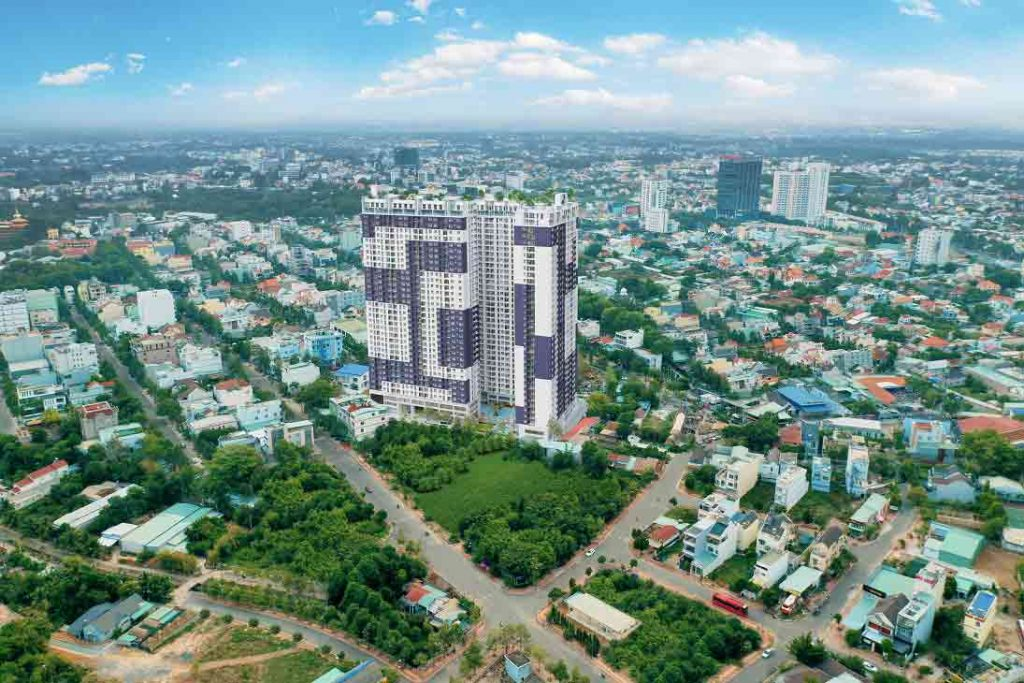 C-Sky View project at Binh Duong