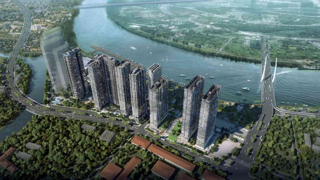 Photo of Grand Marina Saigon project